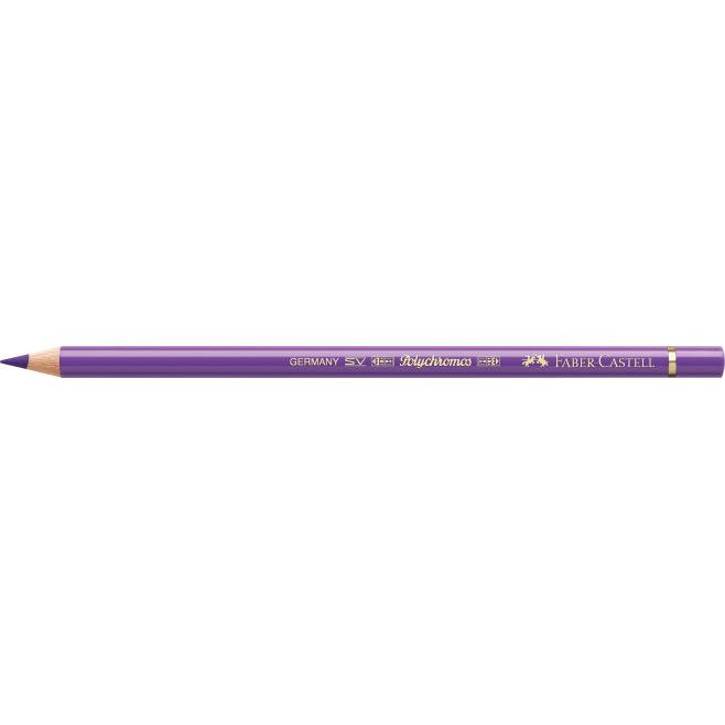 Kredka POLYCHROMOS - 138 - violet /fioletowy/