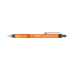 Ołówek automatyczny Rotring Visuclick 0,5 mm - pomarańczowy