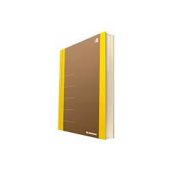 Notatnik Donau Life - żółty