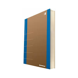 Notatnik Donau Life - niebieski