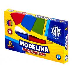 Modelina Astra - 6 kolorów