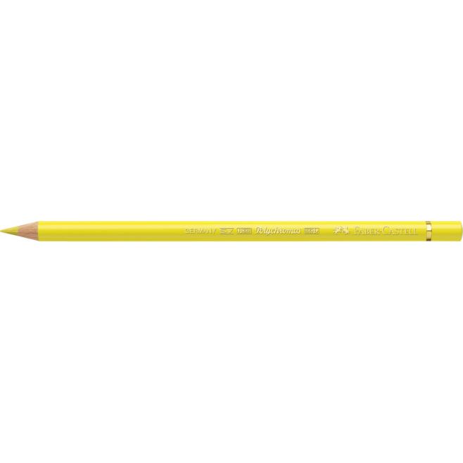 Kredka POLYCHROMOS - 104 - light yellow glaze /cytrynowy/