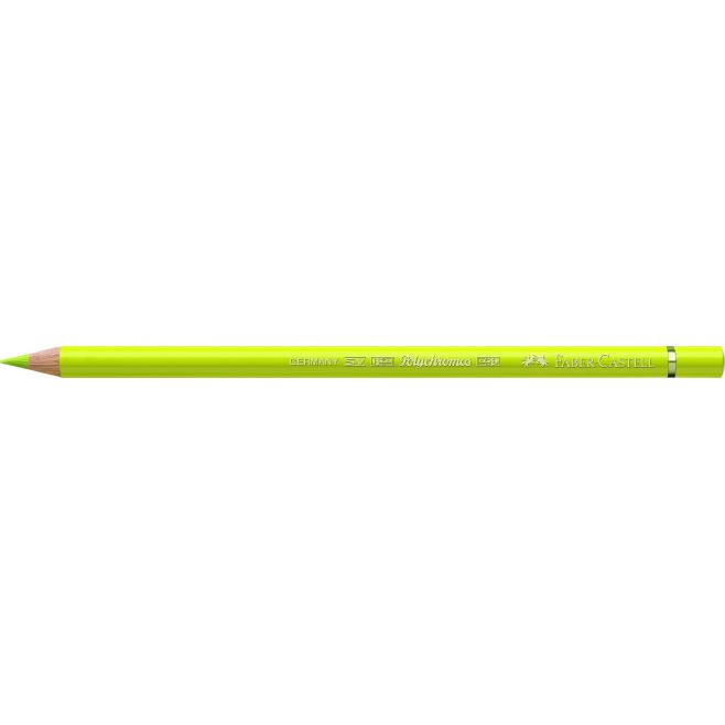 Kredka POLYCHROMOS - 205 - cadmium yellow lemon /kadmowa cytrynowa żółć/