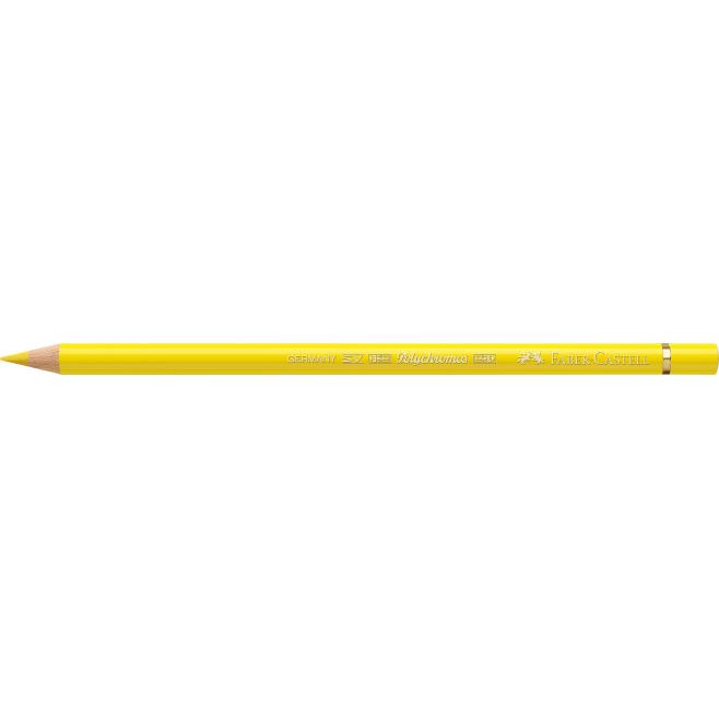 Kredka POLYCHROMOS - 106 - light chrome yellow /jasna chromowa żółć/