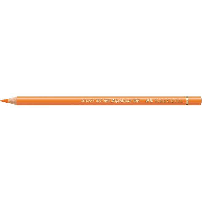 Kredka POLYCHROMOS - 111 - cadmium orange /kadmowy pomarańcz/