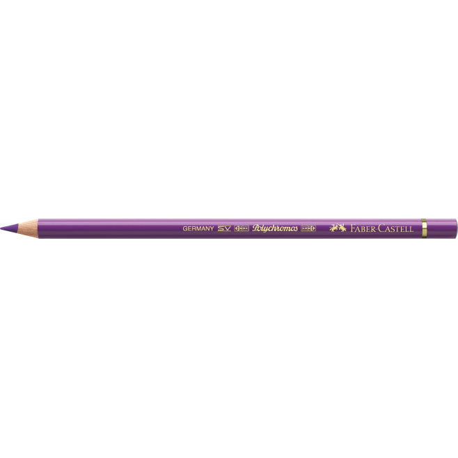 Kredka POLYCHROMOS - 160 - manganese violet /manganowo-fioletowy/