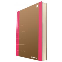 Notatnik Donau Life - różowy