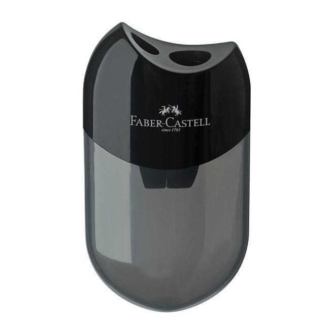 Temperówka plastikowa - czarna