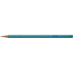 Ołówek grafitowy SPARKLE - petrol blue