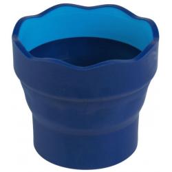 Pojemnik na wodę CLIC&GO Creativ - kubeczek - niebieski