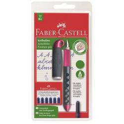 Ołówek skrętny Scribolino - różowy