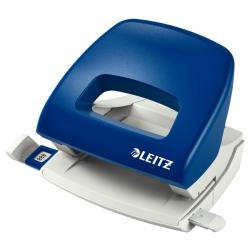 Dziurkacz średni Leitz NeXXt Series - niebieski