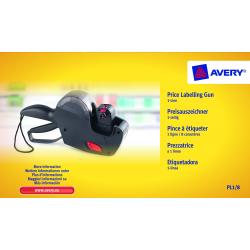 Metkownica cenowa PL1 Avery Zweckform - jednorzędowa