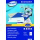 Etykiety uniwersalne Economy A4 - 70x42,3mm /100 ark