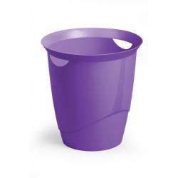 Kosz na śmieci TREND - fioletowy