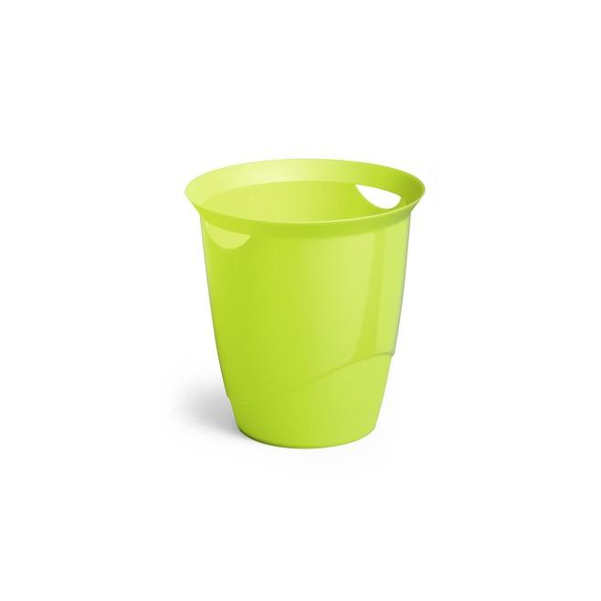 Kosz na śmieci TREND - zielony