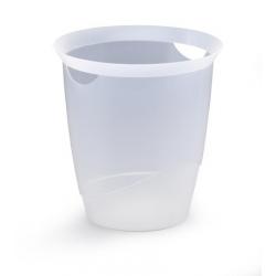 Kosz na śmieci TREND - transparentny