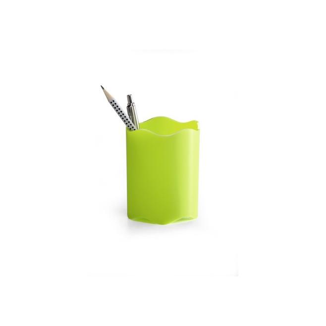 Pojemnik na długopisy TREND - zielony
