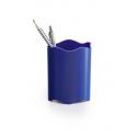 Pojemnik na długopisy TREND - niebieski