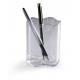 Pojemnik na długopisy TREND - transparentny