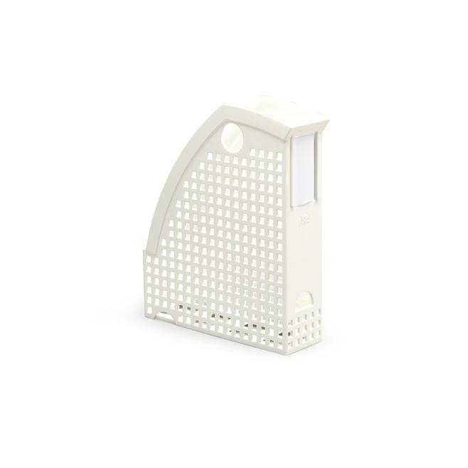 Pojemnik na katalogi A4 TREND - biały