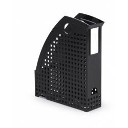 Pojemnik na katalogi A4 TREND - czarny