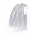 Pojemnik na katalogi A4 TREND - transparentny
