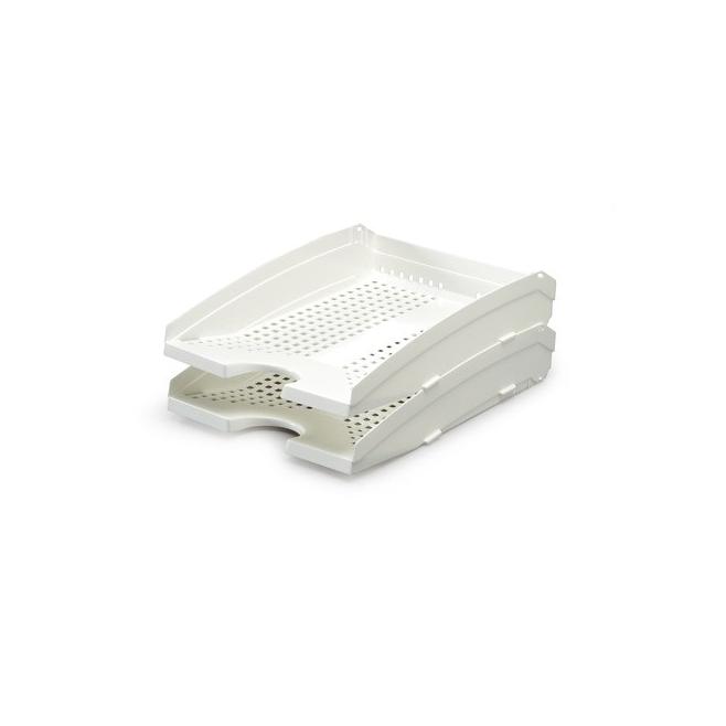 Półka na dokumenty A4 TREND - biała