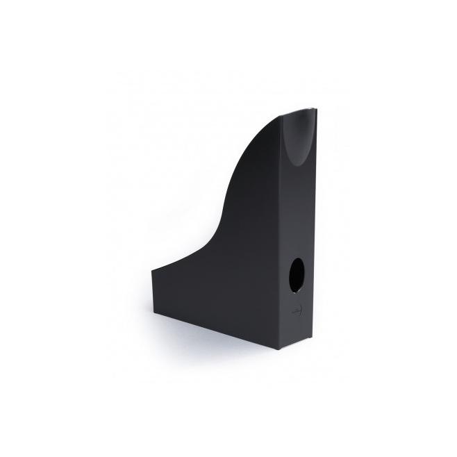 Pojemnik na katalogi A4 Basic - czarny