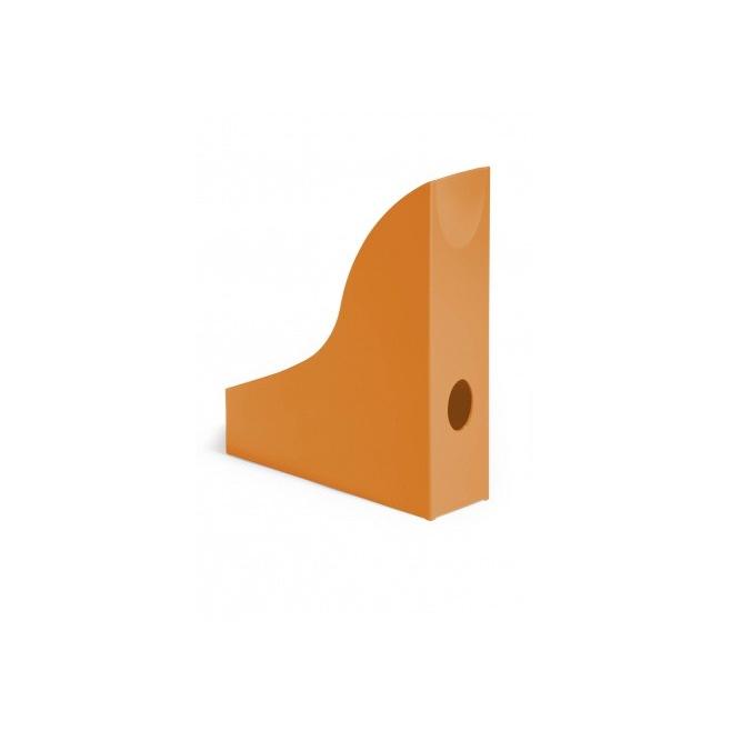 Pojemnik na katalogi A4 Basic - pomarańczowy