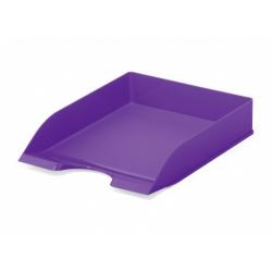 Półka na dokumenty A4 Basic - fioletowa