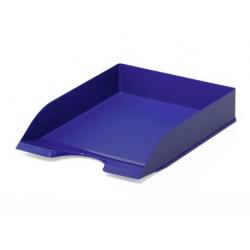 Półka na dokumenty A4 Basic - niebieska