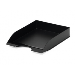Półka na dokumenty A4 Basic - czarna