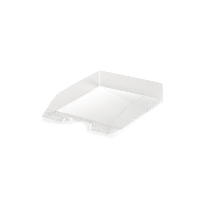 Półka na dokumenty A4 Basic - transparentna
