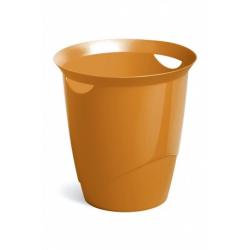 Kosz na śmieci TREND - pomarańczowy