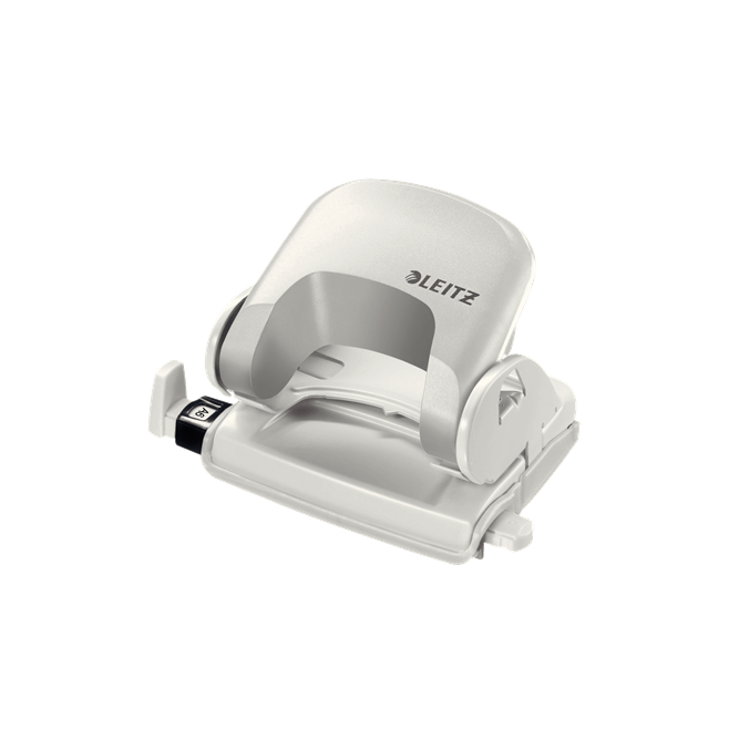 Dziurkacz średni Leitz NeXXt Series - szary