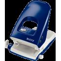 Dziurkacz duży metalowy Leitz NeXXt Series - niebieski