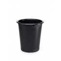 Kosz na śmieci BASIC - czarny