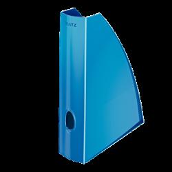 Pojemnik na dokumenty A4 Leitz WOW - niebieski