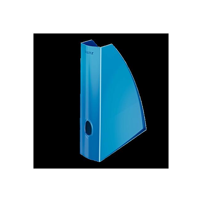 Pojemnik na dokumenty Leitz WOW, niebieski