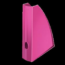 Pojemnik na dokumenty A4 Leitz WOW - różowy