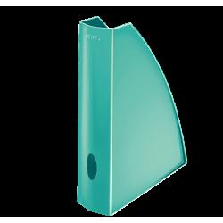 Pojemnik na dokumenty A4 Leitz WOW- turkusowy