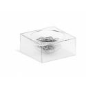Pojemnik na spinacze CUBO - transparentny