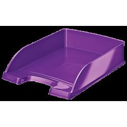 Półka na dokumenty Leitz Plus WOW - fioletowa