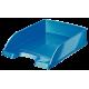 Półka na dokumenty Leitz Plus WOW - niebieski