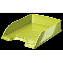 Półka na dokumenty Leitz Plus WOW - zielona