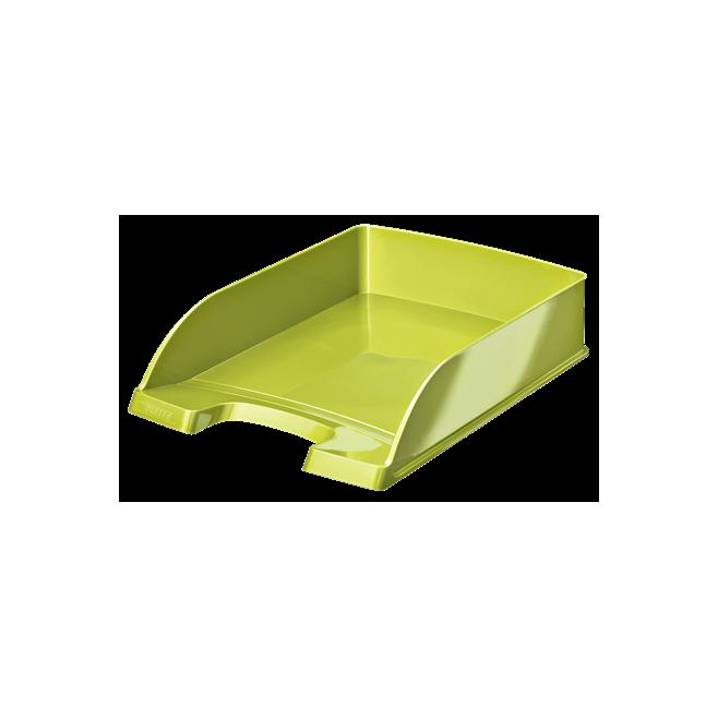 Półka na dokumenty Leitz Plus WOW - zielony