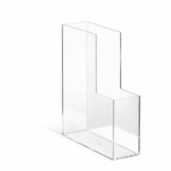 Pojemnik na katalogi A4 Durable CUBO - transparentny