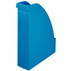 Pojemnik na czasopisma A4 Leitz PLUS - jasnoniebieski