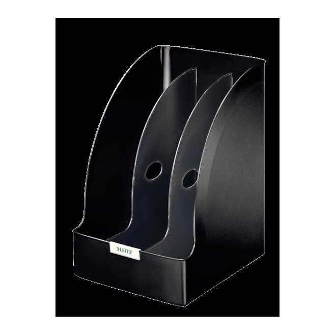 Pojemnik z przegródkami Leitz PLUS JUMBO - czarny